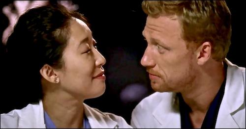Avec qui cohabitent Owen et Cristina ?