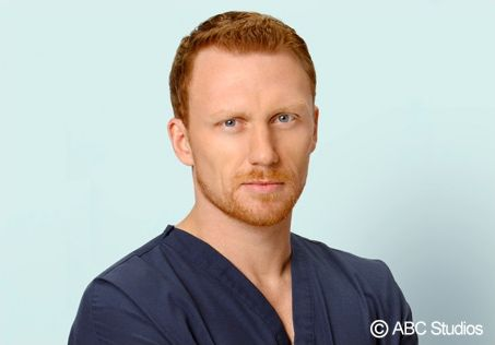 Cristina Yang et Owen Hunt (Grey's Anatomy)