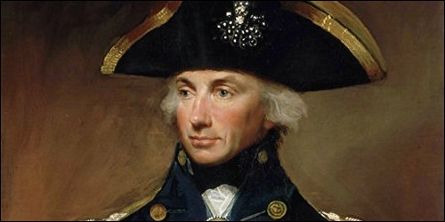 Où est mort l'Amiral Nelson ?