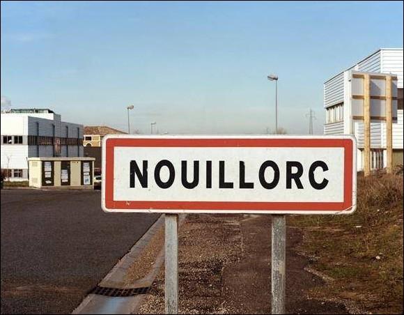 J'ai vu Nouillorc, Nouillorc Indre-et-Loire.