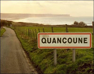 La Seine-Maritime a, elle aussi, sa station balnéaire appelée Quancoune.