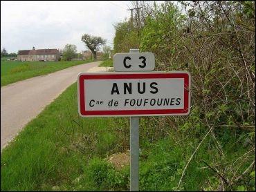 Anus se situe dans l'Yonne.
