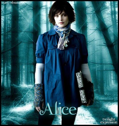 Pour quel rôle l'actrice d'  Alice Cullen  avait-elle auditionné ?