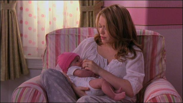 Quel est le nom du bébé de Nathan et d'Haley ?