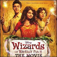 Dans les sorciers de Waverly Place : le film où passe-t-ils leurs vacances ?