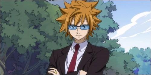 Quizz ils portent des lunettes 3 quiz manga for Portent fairy tail