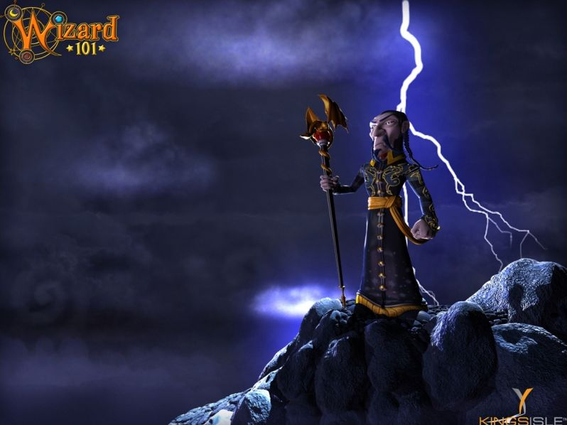 Wizard 101 (version anglaise)