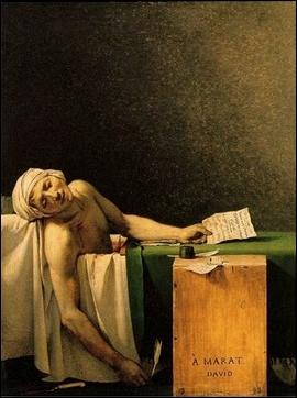 Ce tableau de Jacques-Louis David , peint sur une toile est...