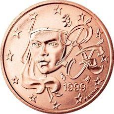Les pièces en euros