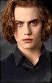 Quel acteur joue le rôle de Jasper Cullen ?