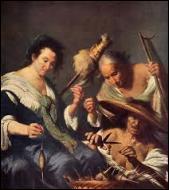 Comment a-t-on surnommé dans la mythologie grecque les 3 filles que Zeus eut avec l'Océanide Thémis ? Ce sont les  fileuses du destin .
