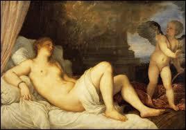 Sous quelle métamorphose Zeus a-t-il séduit la princesse Danaé ?