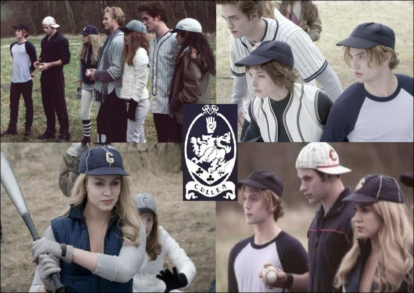 Pourquoi les Cullen jouent-ils au baseball par temps d'orage ?