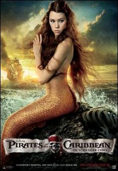 Qui est l'actrice de la sirène ?