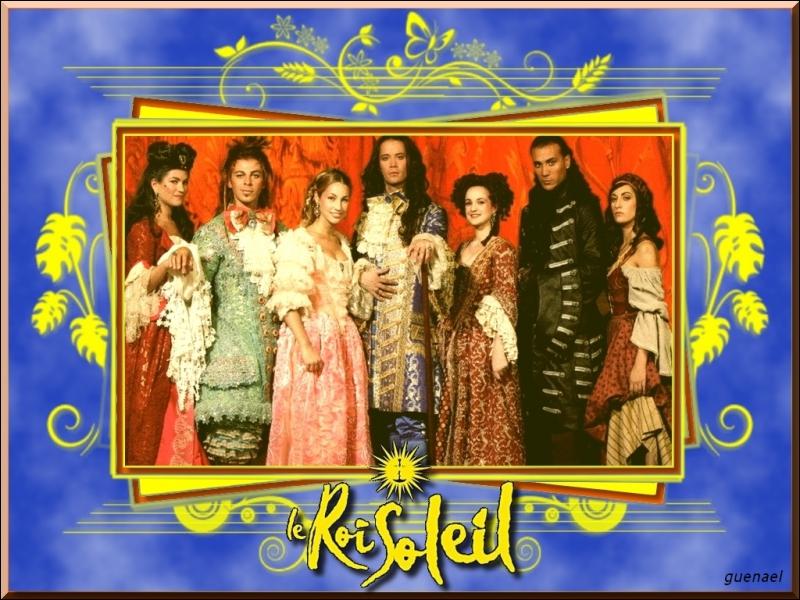 Cochez la ou les chansons de la comédie musicale,  Le Roi Soleil  :
