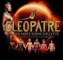 Cochez la ou les chansons de la comédie musicale,  Cléopâtre, la dernière reine d'Égypte  :