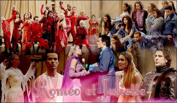 Cochez la ou les chansons de la comédie musicale,  Roméo et Juliette  :