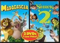 Vous connaissez les films  Madagascar  et  Shrek 2  ? Eh bien ils ont quelque chose en commun ! Qu'est-ce que c'est ?