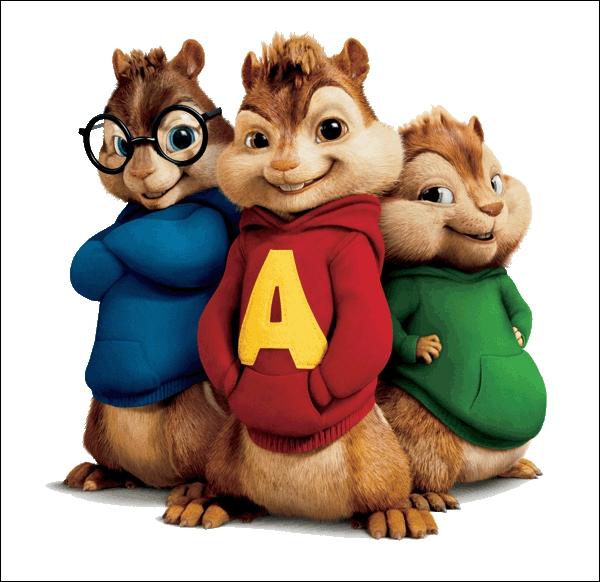 Le compositeur  d'Alvin et les Chipmunks  a eu tout d'abord l'idée de créer des rennes chantants, puis des insectes en forme de patates et même des autruches ! Comment en est-il venu à des tamias ?