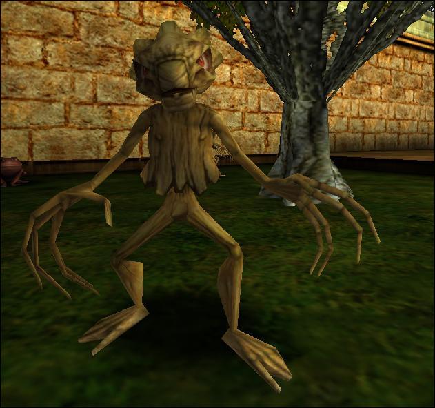 Comment se nomme la créature qui défend les arbres ? (principalement ceux qui servent à la création des baguettes magiques)