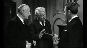 Lequel de ces acteurs ne jouait pas dans  Le Président  incarné par Jean Gabin, réalisé par Henri Verneuil ?