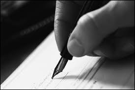 Qui a écrit  Monsieur le Président, je vous fais cette lettre que vous lirez peut-être si vous avez le temps' (Le déserteur) ?