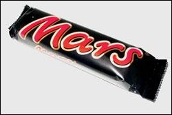 A propos de la barre Mars, parmi les suivants, quel est le slogan qui n'a jamais existé ?