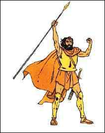 Dans la mythologie romaine Mars est un dieu important. C'est le dieu :