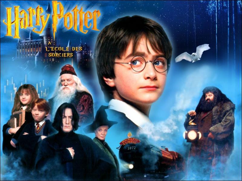 Il y a 5 tomes dans la série Harry Potter...