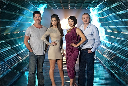 Qui était leur juge dans X-Factor ?