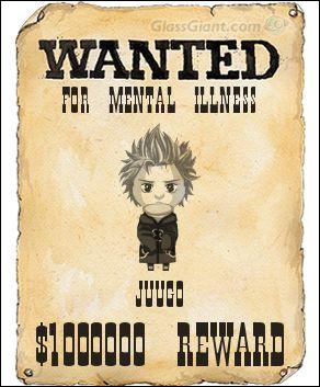 Qui est recherché sur cette affiche Wanted ?