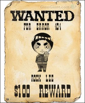 Qui est recherché sur cette affiche Wanted ? (Mais qui ne devrait pas être là... )