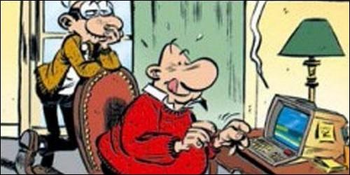 """Lequel de ces personnages ne fait pas partie de la bande dessinée """"Achille Talon"""" ?"""