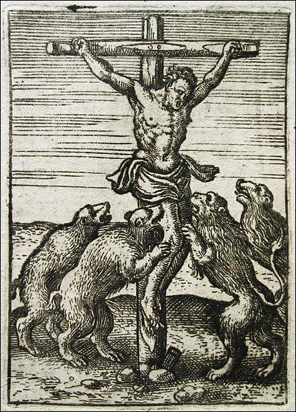 Terminons ce quiz avec des stars ! Qui n'a pas été condamné au crucifiement ?