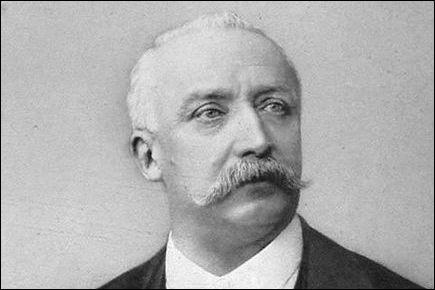 Félix Faure (1841 / 1899) a été élu président de la République en 1895. Sa disparition fut subite et en fit rire certains. Il a rendu l'âme...