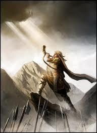 Si je vous dis ''Cor... Roncevaux... Durandal'' , vous dites tous en chœur Roland ! Qui a tué le neveu de Charlemagne ?