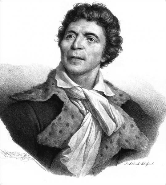 Marat Jean-Paul (1743 / 1793) est mort...
