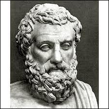 Eschyle (526 / 456 av. J.-C.), le grand poète tragique grec serait mort...