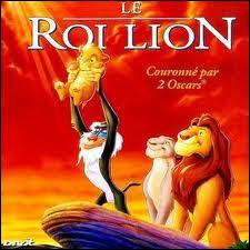 En quel année le Roi Lion 1 est-il sorti ?