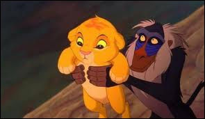 Comment s'appelle la petite de Simba ?