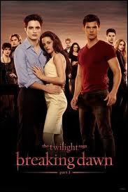 Qui joue dans Twilight 4 (partie 1) ?