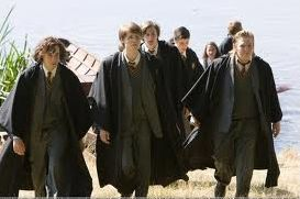 Harry Potter : les maraudeurs
