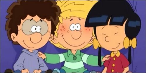 """Lequel de ces personnages ne fait pas partie de la bande dessinée """"Cédric"""" ?"""