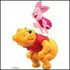 Comment s'appelle le goret rose, timide et craintif , qui est le meilleur ami de Winnie l'ourson ?