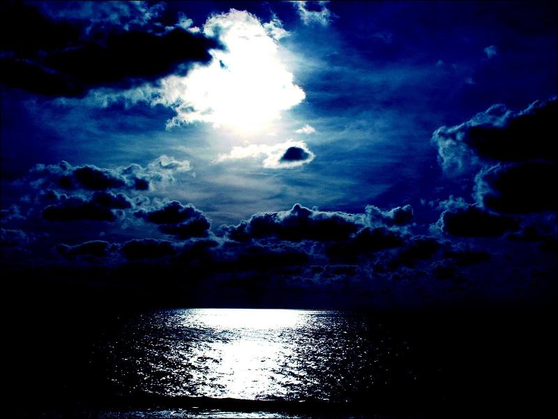 ''AMI cherche un autre AMI perdu / Dans l'immensité des nues / Visages et corps inconnus / Rêveur cherche à retrouver son ciel / Du fond de la nuit appelle / Son étoile maternelle''