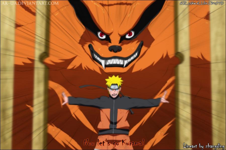Qui est Kiyubi pour Naruto ?