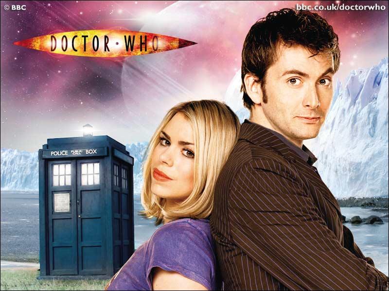 Dans la saison 2 (David Tennant), où le docteur emmène Rose pour la première fois après sa régénération ?