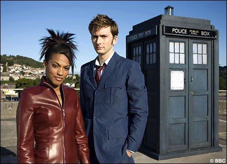 Dans la saison 3, qui est le premier personnage que Martha rencontre ?