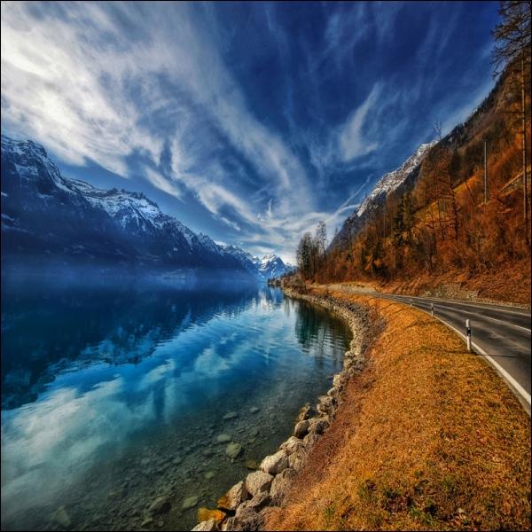 Quel animal pouvez-vous croiser au bord de ce lac ?