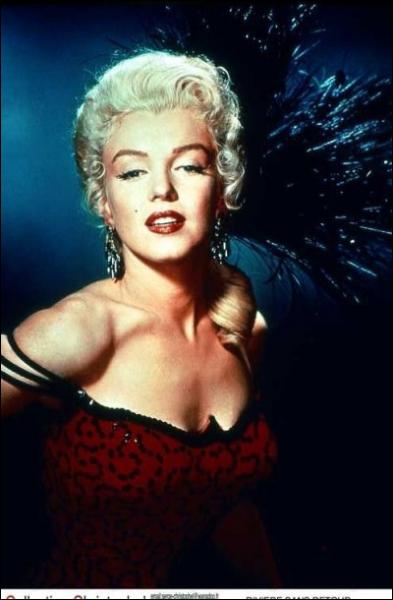 Lorsqu'on la regarde à l'écran, on ne veut surtout pas qu'il lui arrive quelque chose  (Nathalie Wood). Marilyn Monroe n'a pas joué dans :